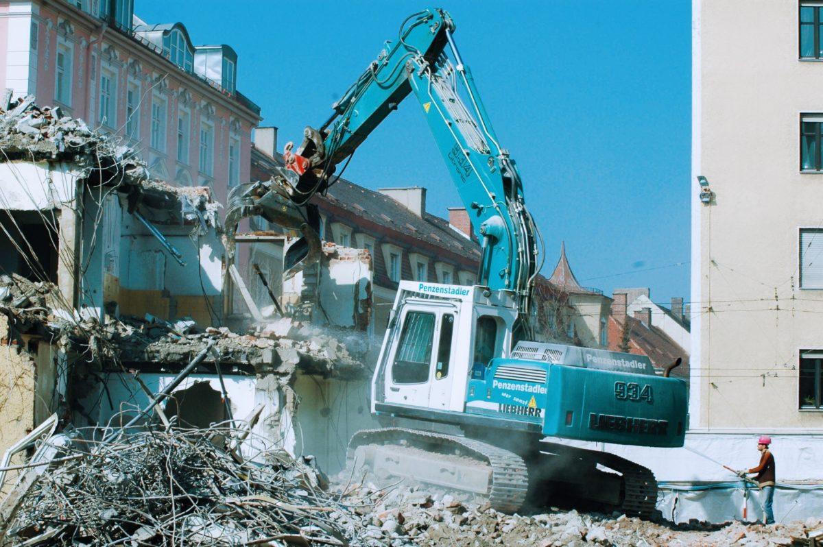 asbestinventarisatie bij sloopwerken